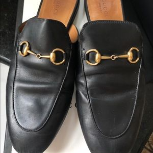 Gucci Princeton Slippers 38.5